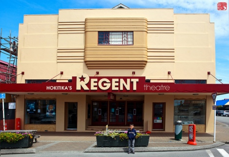 Hokitika's Regent Theatre  has a million-dollar-plus impact in the economy